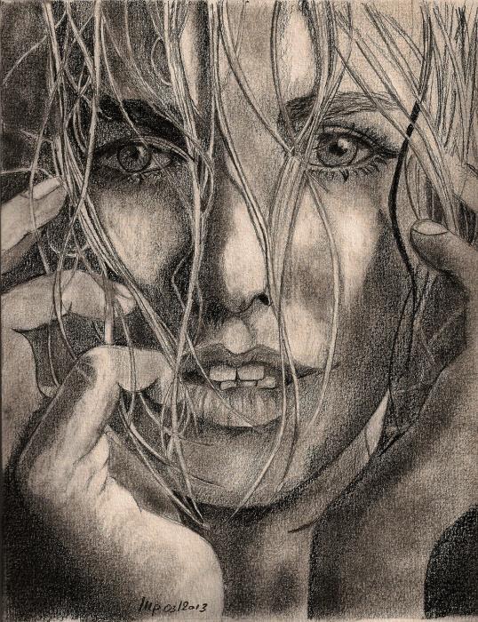Naomi Watts by patrick